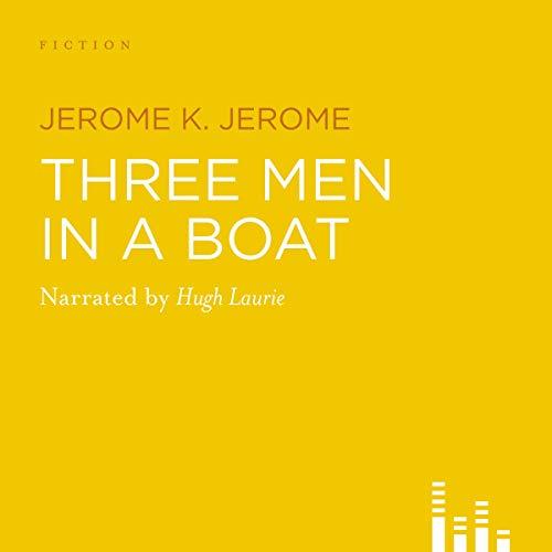 Three Men in a Boat cover art