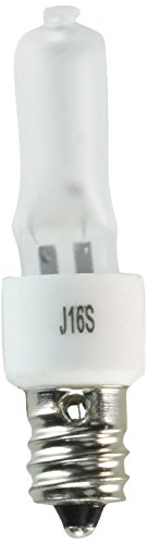 Westinghouse Lighting 0625400, 40 Watt, 120 Volt Frosted Incand T3 Light Bulb, 2000 Hour 540 Lumen
