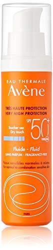 Avene Protezione Solare Viso Donna - 50 ml