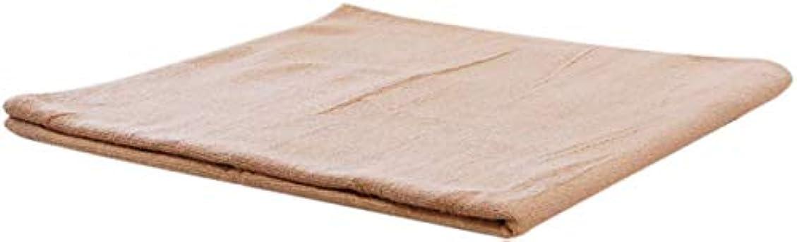 ミッション俳優必要まとめ売り コットン バスタオル (ベージュ 5枚) 業務用タオル