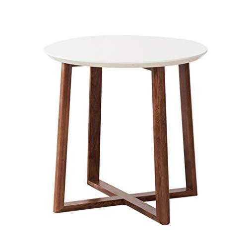 Tables basses Tables Table Basse Table De Téléphone Table De Chevet Côté Bois Massif Coin Canapé Table D'appoint Décontractée Petite Ronde Sauvage Table De Création Nordique Tables de Dos de