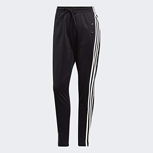 adidas Damen Sport Trousers W ID 3S Snap PT, Black, XL, DZ8660