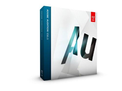 Adobe Audition CS5.5 - Mise à niveau depuis Soundbooth [Mac]