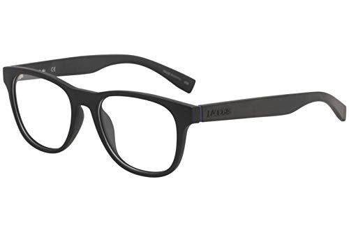 Lacoste L2795 Lacoste Brillengestelle L2795 Wayfarer Brillengestelle 52, Schwarz