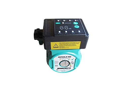 Bomba de circulación para calefacción Star 25/4, 130 mm, alta eficiencia, clase de energía A