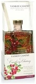 Cranberry Chutney Signature Reed Diffuser by Yankee Candle 3 oz