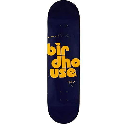Birdhouse Deck: Stacked Spray Blue 8.25