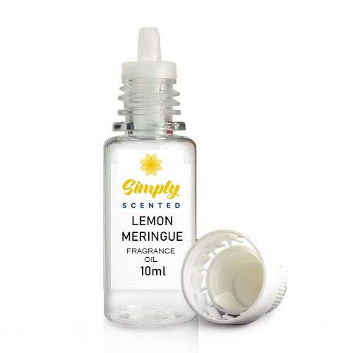 SimplyScented - Lemon Meringue Fragrance Oil - 10ml - 100% Concentrate