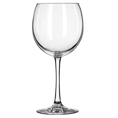 Libbey Vina 18-1/4-Ounce Red Wine Glass, Set of 12