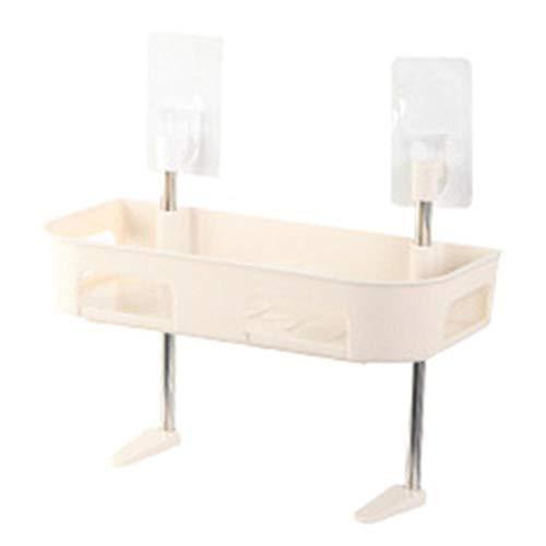 ZY & FC Famille Rangement de salle de bain Étagère de salle de bain Mur Toilette mobile Etagère de rangement Cuisine Etagère à condiments Rangement pour débris B