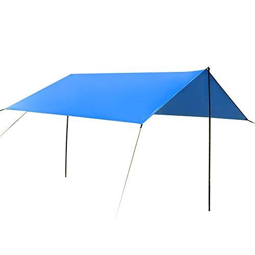 GDD - Toldo para tienda de campaña, color azul