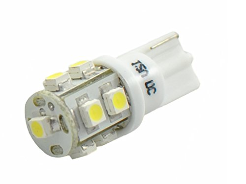 M-Tech L018B LED-lamp, W5W 9xSMD3528, 12 V, 10 stuks