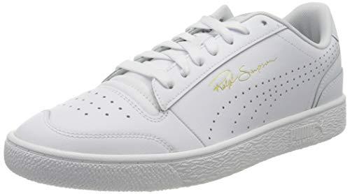 PUMA Herren Ralph Sampson Lo Perf Sneaker, Weiß White White White, 41 EU