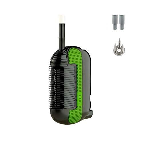 Color Negro Iolite TVC-002 Recipiente para minivac