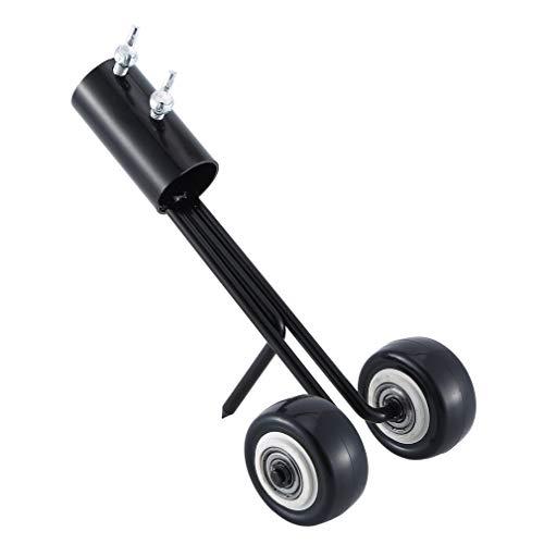 Outad Unkrautvernichter mit Werkzeug zum Entfernen von Unkraut auf Rädern, Unkrautvernichter mit langem Griff, zur Entfernung von Unkraut, Gartengeräte