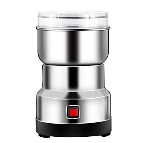 Getreidemühlen Multifunktions Smash Maschine, 200W Elektrische Mühle Für Getreide Kaffeebohnen Gewürze Lebensmittelmotten - Gewürz Und Kaffee Mühle