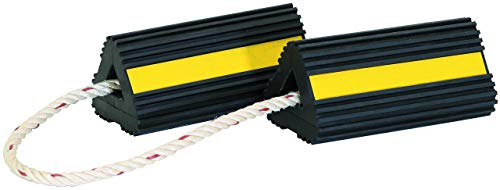 Buyers Products WC24483 Rubber Wheel Chock Set