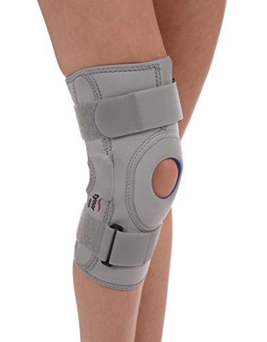 Tynor Neoprene Hinged Knee Support - Large (Color may vary)