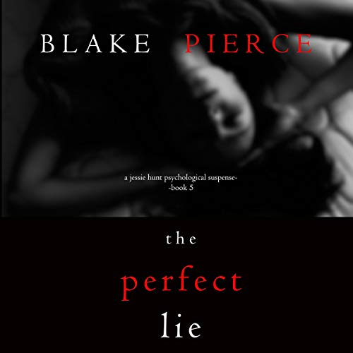 The Perfect Lie audiobook cover art