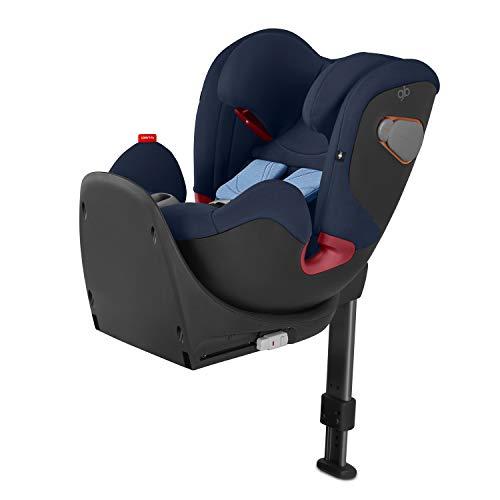 Gb Gold Convy-Fix autostoel Convy-Fix incl. ISOFIX rails en verkleiner voor pasgeborenen, blauw