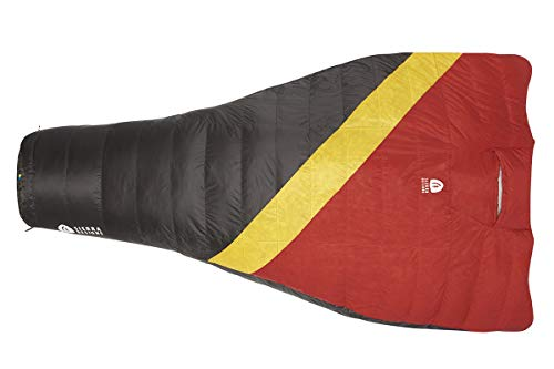 Sierra Designs Nitro Quilt 20 Degree Ultralight Sleeping Bag - 800 Fill Camping & Backpacking Sleeping Bag