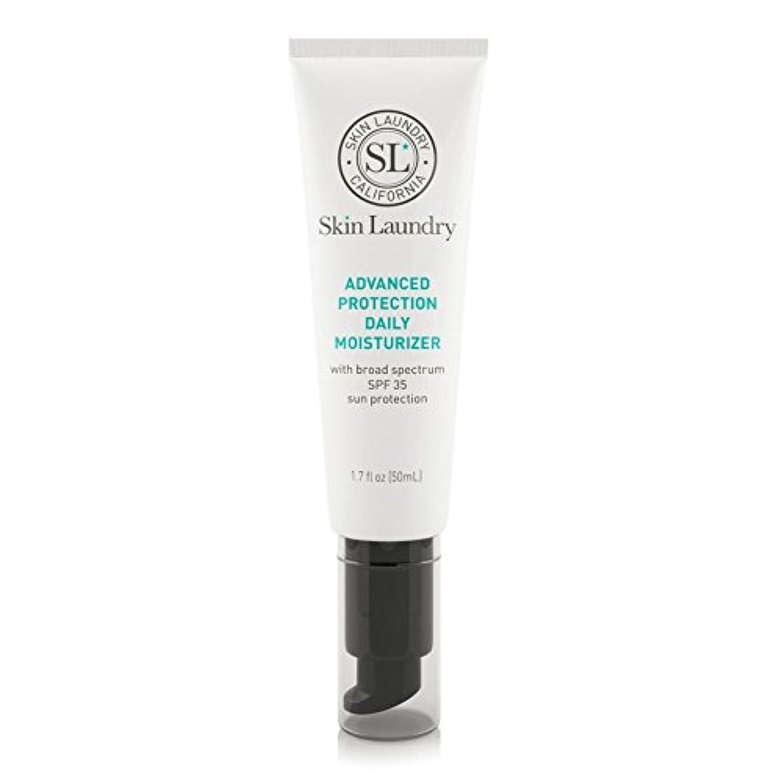 ファーザーファージュ販売計画約皮膚の洗濯高度な保護毎日保湿50ミリリットル x4 - Skin Laundry Advanced Protection Daily Moisturiser 50ml (Pack of 4) [並行輸入品]