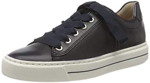ara Damen COURTYARD 1237428 Sneaker, Blau (Blau 72), 42 EU(8 UK)