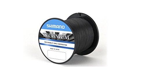 SHIMANO Hilos de Pesca Technium 0.205 mm 2480 m Spinning Surfcasting