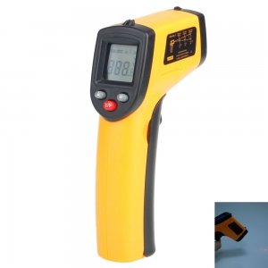 BENETECH GM320 Infrared Thermometer (-50? - 330?)