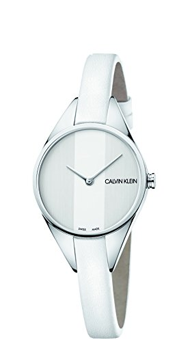 Calvin Klein REBEL K8P231L6 Reloj de Pulsera para mujeres