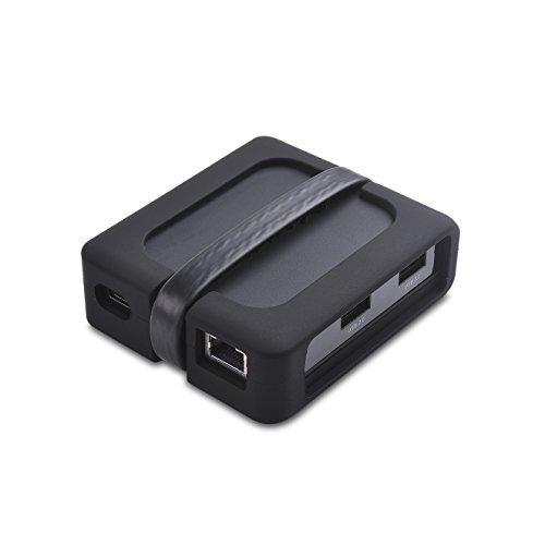 Cable Matters Dual Monitor USB-C Hub (USB C Dock) mit 2X 4K HDMI, 2X USB 2.0, Ethernet, und 60W Aufladen - Thunderbolt 3 Port kompatibel für Windows