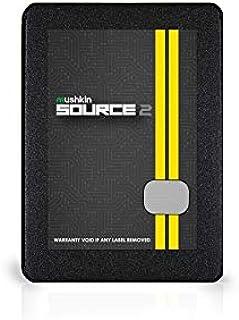 Mushkin Source-II - 1TB Internal Solid State Drive (SSD) - 2.5 Inch - SATA III - 6Gb/s - 3D Vertical TLC - 7mm (MKNSSDS21TB)
