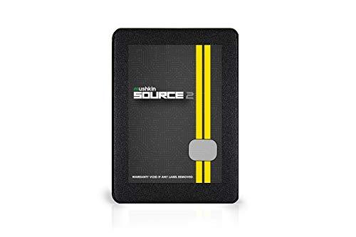 Mushkin Source 2 960 GB SSD, schwarz, SATA 6 Gb/s, 2,5