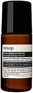 Aesop Herbal Deodorant Roll On 1.7 oz