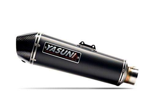 Yasuni Escape Maxiscooter 4 Tiempos e9, CE, Homologado, Yamaha X-CITY 250/X-MAX 250, Carbono Negro, YAMAHA