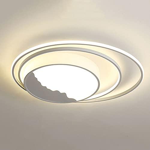 LPFWSK Luz de Techo para Dormitorio de Estilo Simple y Creativo, Ajustable 3000K-6000K, lámparas LED de Montaje Empotrado, Accesorios de iluminación para Dormitorio Infantil de Estilo Moderno