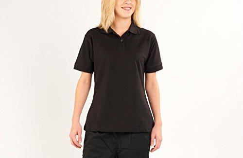 Wren Dames Poloshirt -20 - Zwart