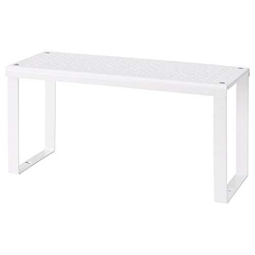 IKEA VARIERA -Einlegeboden weiß - 32x13x16 cm