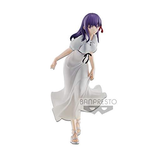 CJH Fate Stay Night Heavens Feel: Sakura Matou Figura de acción de Destino Modelo Decoración Colección