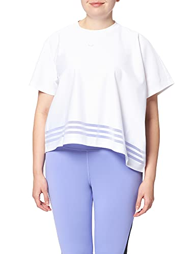 adidas Originals Camisa, Blanco, 44 para Mujer