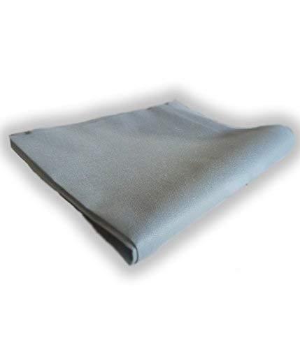 Palucart tovaglie in TNT 100x100 Confezione da25 tovaglie Colore Grigio Chiaro Tessuto Non Tessuto Ideali per la ristorazione