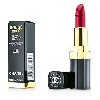 Chanel Rouge Coco Ultra Hydrating Lip Colour 3.5g/0.12ozColor: # 442 Dimitri