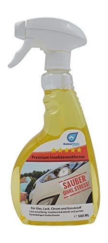 Preisvergleich Produktbild KaiserRein Insektenlöser Auto,  Konzentrat,  Glas,  Lack,  PKW,  Gel,  Motorrad Insektenentferner Lack