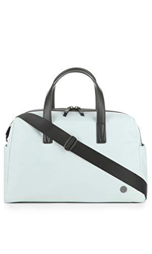 Antler Chelsea Overnight Bag, Stylish & Durable Nylon Carry Bag for Women - Colour: Light Blue