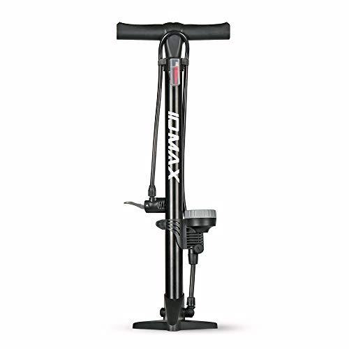 Mini Bike Pump Bicycle Tire Air Pump With Gauge /& Smart Valve Head 160 Psi