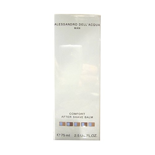 Photo of Alessandro Dell Acqua Man Comfort After Shave Balm 75ml