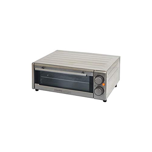 Kitchen chef - gp15alg - Four … pizza 1300w 31cm inox cooking