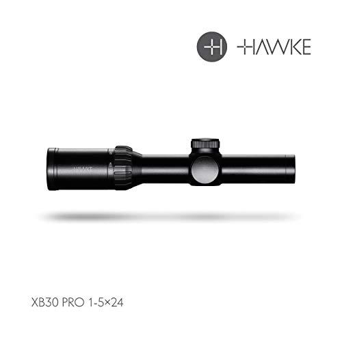 Hawke XB30 PRO SR 1-5x24 Vari-speed Crossbow Scope