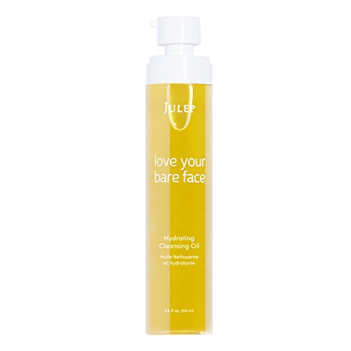 Julep Love Your Bare Face Age-Defying Cleansing Oil and Makeup Remover, Face Wash for Normal to Dry Sensitive Skin, 3.5 Fl Oz