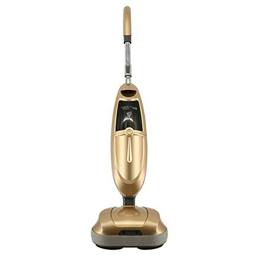 Aspirador Escoba, Potencia Alta/Limpieza eficiente de 800 vatios, Encerado de Pisos [multifunción], Interruptor de...
